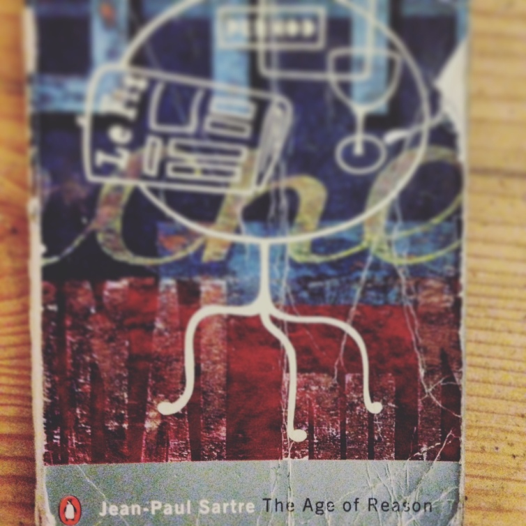 Jean-Paul Sartre The Age of Reason