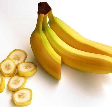 Banana tea