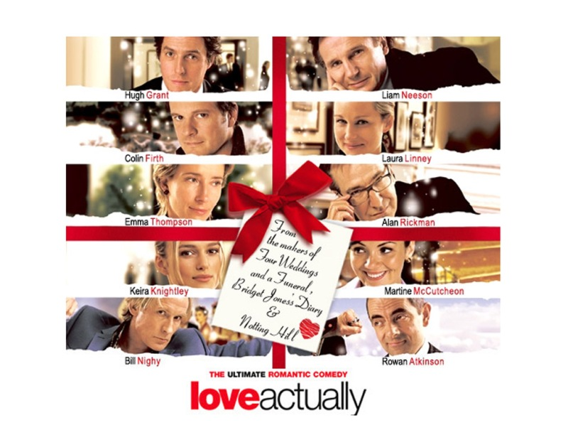 Love Actually To Me You Are Perfect Quote Off Extravaganza