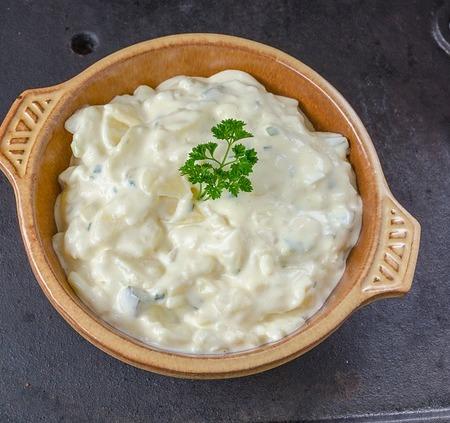 Mayonnaise Soup