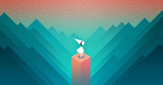Monument Valley Mobile Game