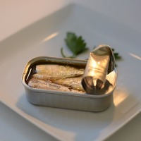 Exclusive Recipe: Sensational Sardine Ice Cream!