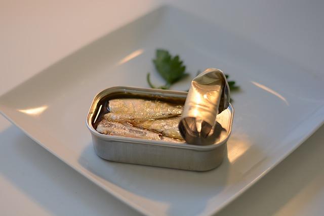 Sardines Ice Cream