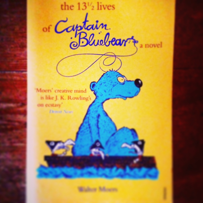 The 13 and a Half Lives of Captain Bluebear