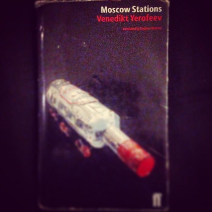 Venedikt Yerofeev Moscow Stations