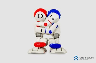Alpha 2 Robots