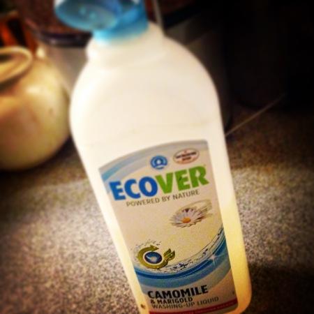 Ecover washing up liquid