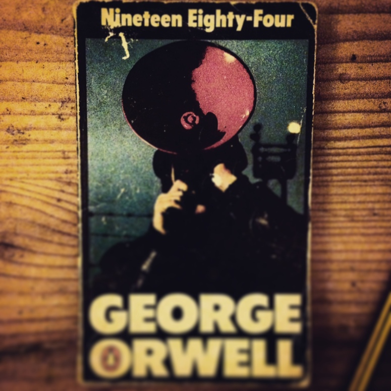 Please help on the novel 1984 by george orwell.?