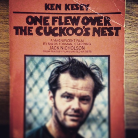 Keny Kesey One Flew Over the Cuckoo's Nest