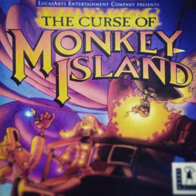 New Game From Creators Of Monkey Island