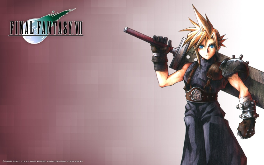 Cloud Strife FFVII