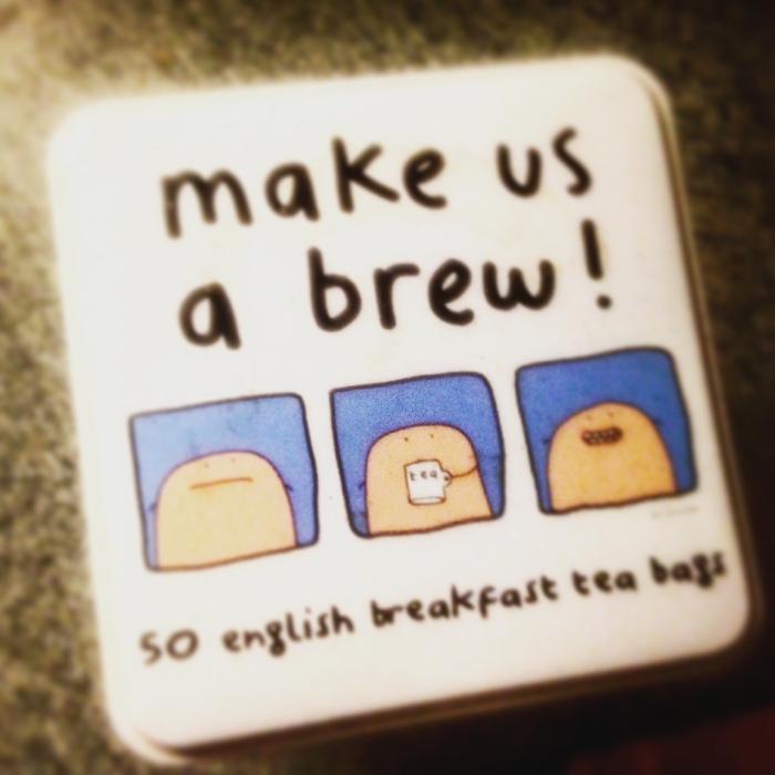Mr. Scruff English Breakfast