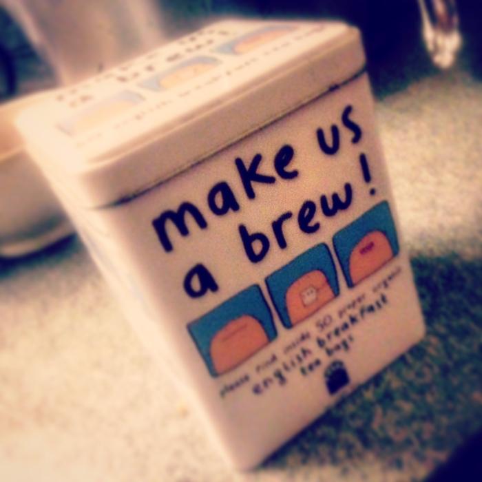 Mr. Scruff Make us a brew
