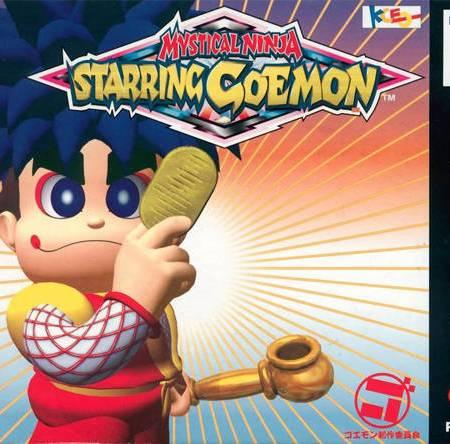 Mystical Ninja Starring Goemon N64