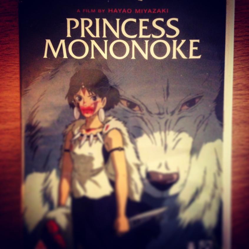 Princess Mononoke Studio Ghibli