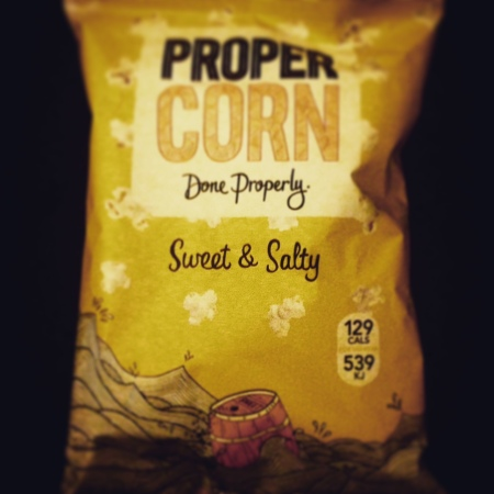 PROPERCORN Sweet and Salty
