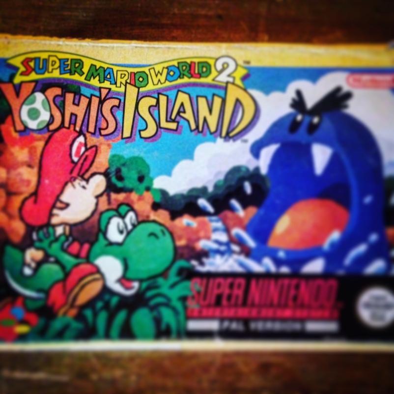 Yoshi's Island SNES