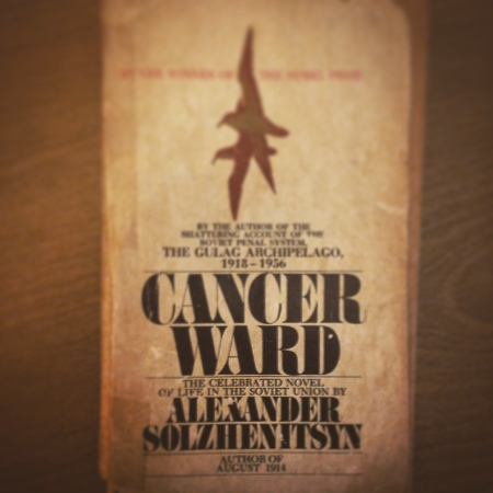 Alexander Solzhenitsyn Cancer Ward