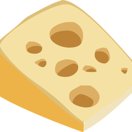 Cheese on roast