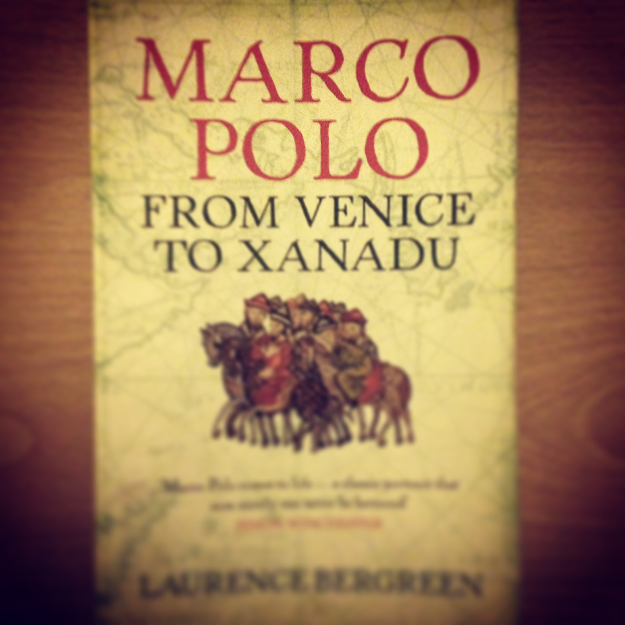 From Venice to Xanadu Marco Polo