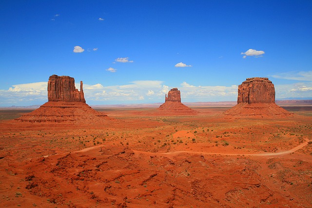 Monument Valley Butte Butter