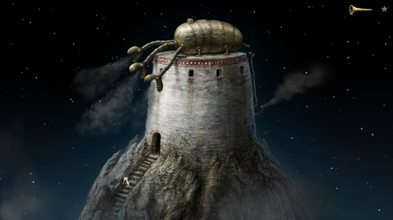 Samorost 3 artwork