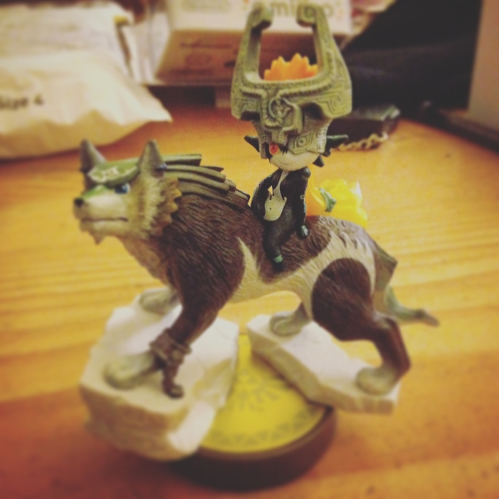 Twilight Princess amiibo