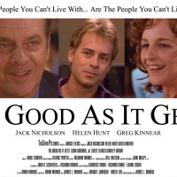 "As Good As It Gets: ""You make me want to be a better man"" Super Quote Off Extravaganza!"
