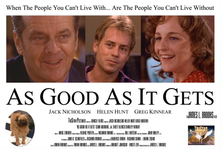 As Good As It Gets: You make me want to be a better man