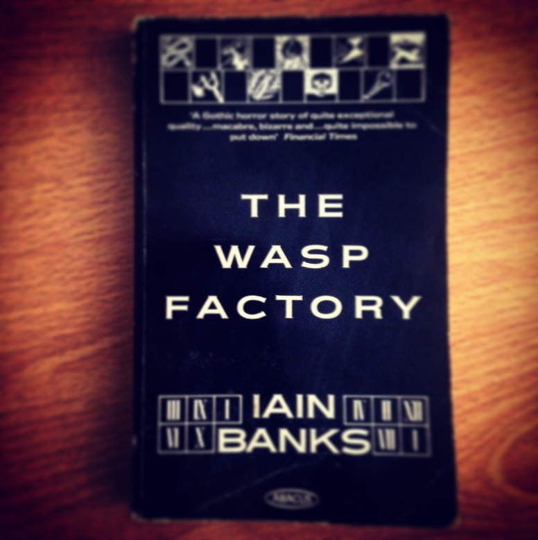 Iain Banks The Wasp Factor