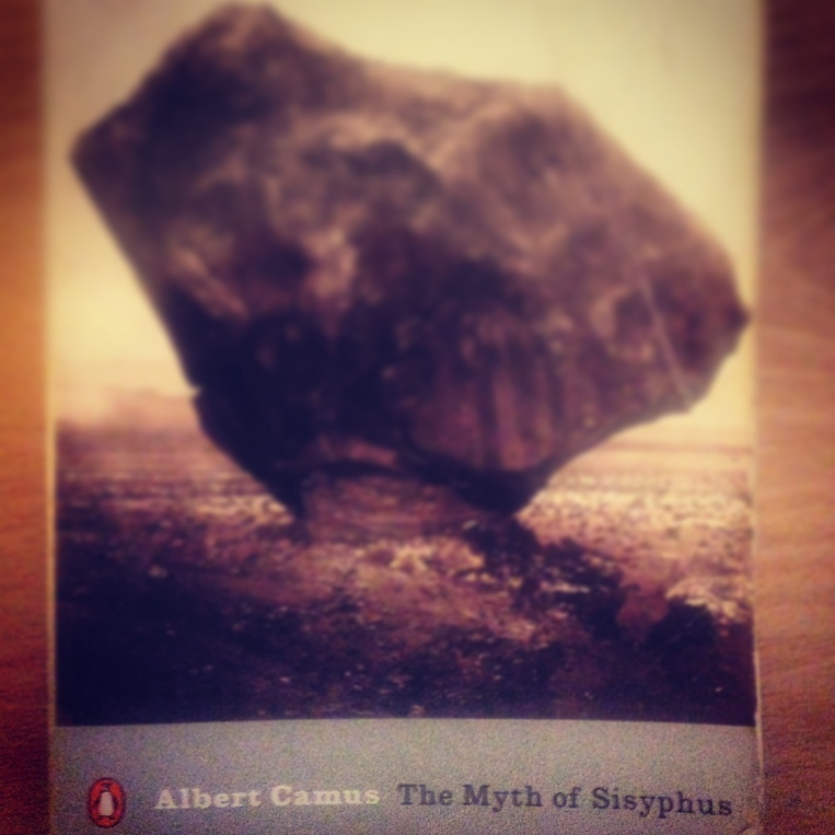 essay the myth of sisyphus Suggested essay topics and study questions for albert camus's the myth of sisyphus perfect for students who have to write the myth of sisyphus essays.