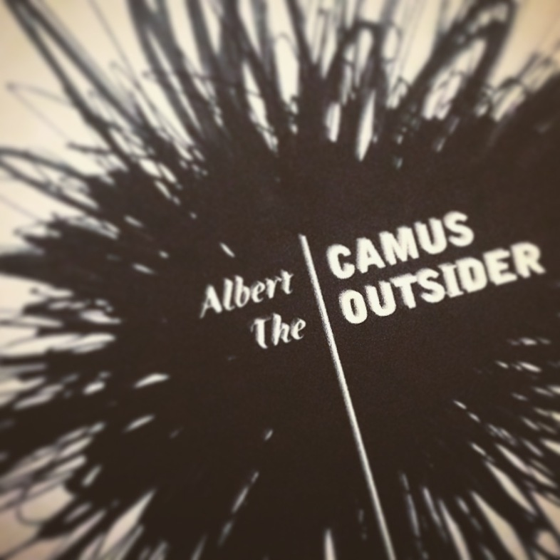 Albert Camus The Outsider