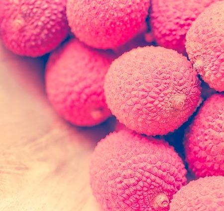 Lychee and leeches