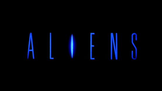 Aliens - James Cameron film