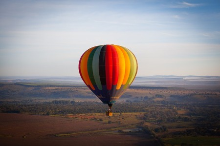 Cold air baloon