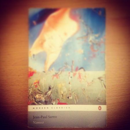 Jean-Paul Sartre - Nausea