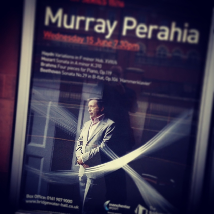 Murray Perahia - Live in Manchester