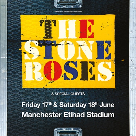 The Stone Roses - Etihad Stadium