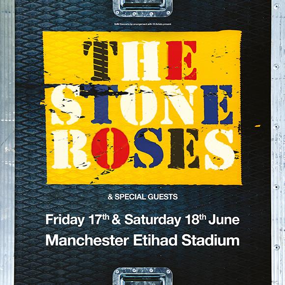 The Stone Roses - Etihad Stadium