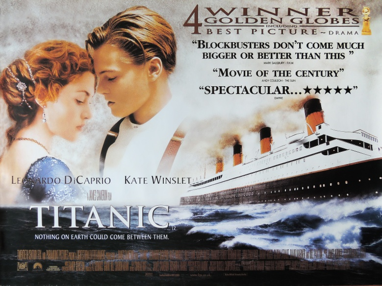 Titanic - Jack I'm flying