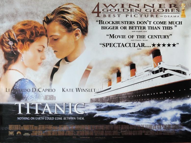 Titanic - Jack I'm flying