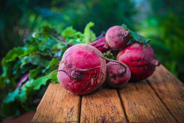 Beauty is in the eye of the beetroot holder