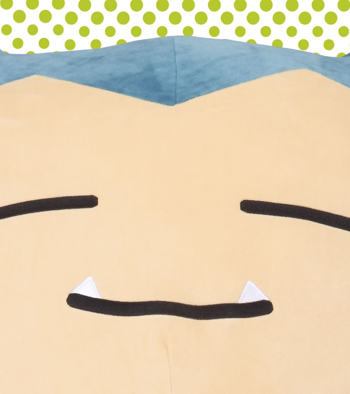 Bandai - Giant Snorlax Pillow Pokemon