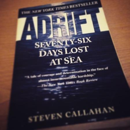 Steven Callahan - Adrift