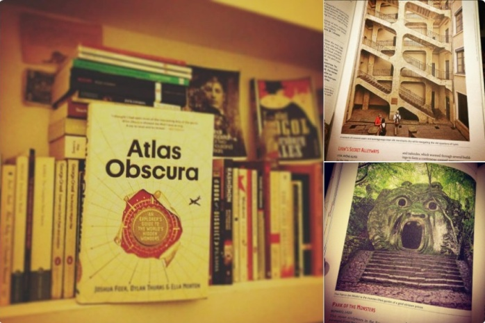 Atlas Obscura pages example