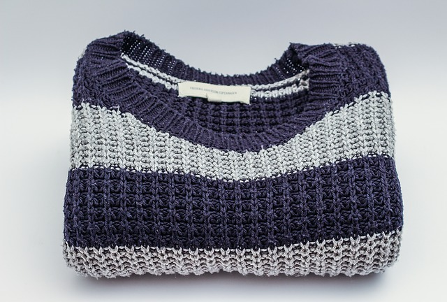A jumper made from jam