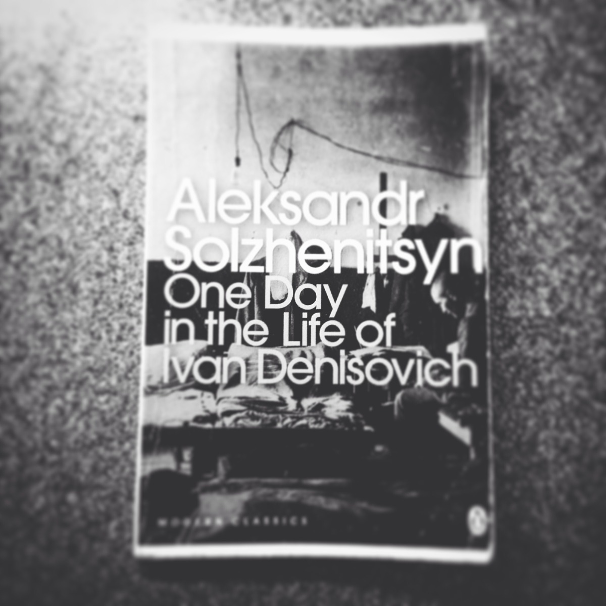 Quotes in One day in the life of Ivan Denisovich?