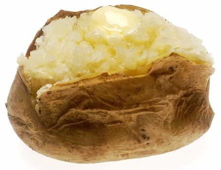 The Braked Potato