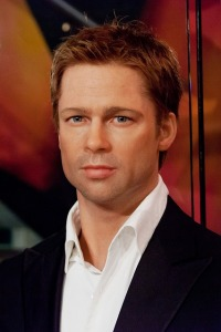 Wax Brad Pitt