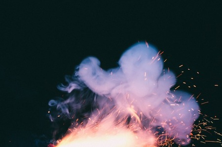 Bonbon Fire Night